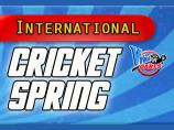 ニュースイメージ Cristo, winner of the Elite Finals, at the International Cricket Spring Championship!