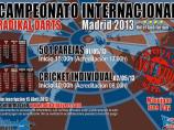 ニュースイメージ ¡Cuadrantes Individual Internacional!/ Brackets International Individual!