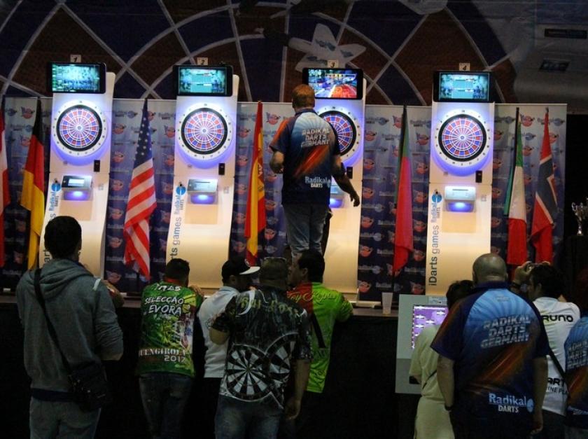 写真 Radikal Darts International Championship Fuengirola 2017