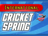ニュースイメージ Cristo, winner of the Elite Finals, at the International Cricket Spring Championship!