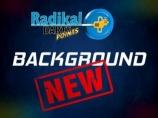 ニュースイメージ RADIKAL DARTS DIMENSION, NEW BACKGROUND FOR YOUR RADIKAL DARTS MACHINE